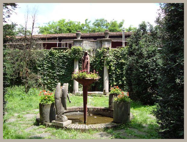 Villa ponti maggi for Come aggiornare le colonne del portico anteriore