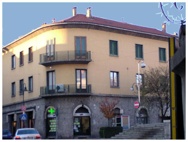Villa Via Pasini Milano